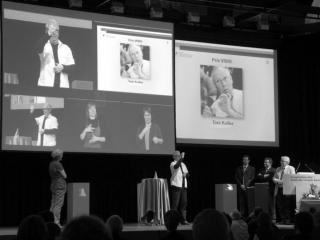 Prix Visio: Toni Koller